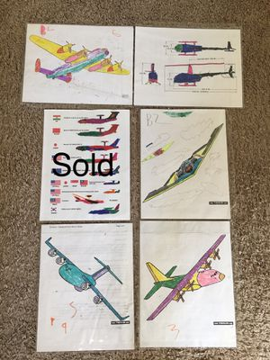 Helicopters and airplanes for Sale in Pacific, WA