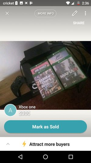 Xbox one wanting to trade for quality subwoofers for Sale in Marengo, OH