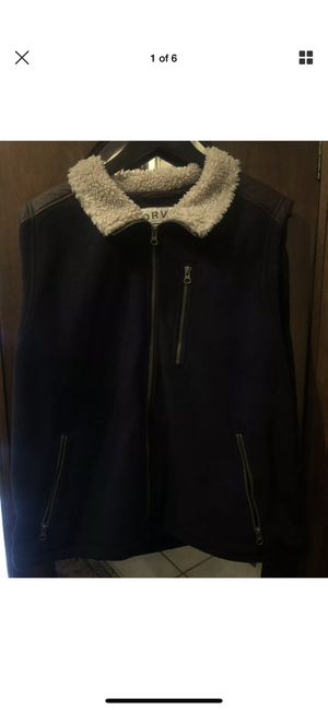 Orvis Men's Navy for Sale in Chevy Chase View, MD