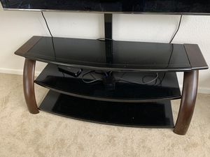 """TV Stand with mount for up-to 65"""" TV. for Sale in San Ramon, CA"""