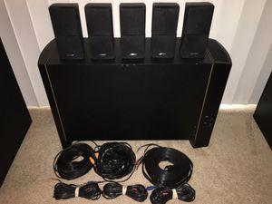Bose Acoustimass 10 Surround Sound System for Sale in Phoenix, AZ