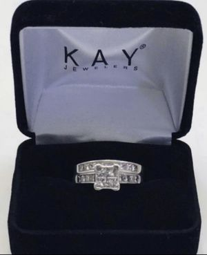 Kay's Diamond Ring and wedding Band for Sale in Queen Creek, AZ