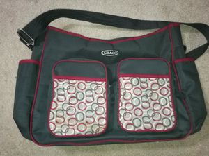 Graco diaper bag for Sale in Peoria, IL