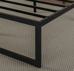 Full size mattress and bed frame for $300 for Sale in Torrance, CA