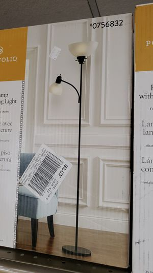 Floor lamp new in box 20.00ea for Sale in Bakersfield, CA