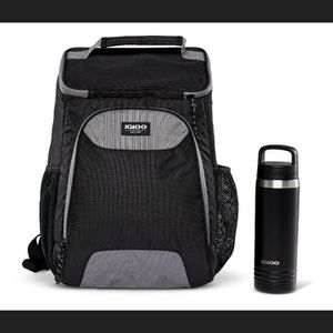 Igloo 24 Can Backpack Cooler with 24oz Bottle for Sale in Macomb, MI