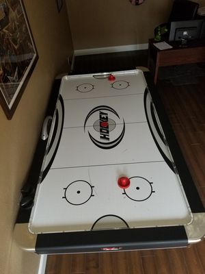 7.5 foot air hockey table for Sale in Dallas, TX