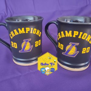 Lakers 2020 Champions Coffee Mugs for Sale in Los Angeles, CA