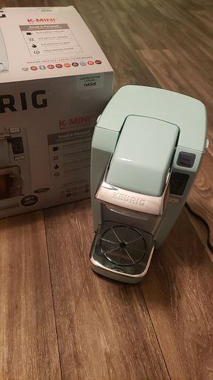 Keurig K15 - Oasis Blue for Sale in Las Vegas, NV