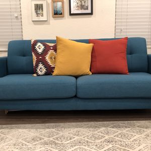 """Living Spaces Allie Jade 82"""" Sofa for Sale in San Diego, CA"""