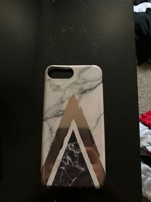 iPhone 7+ or 8+ case for Sale in Fresno, CA