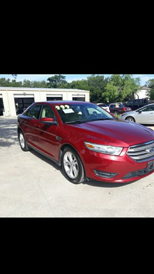 13 2013 Ford Taurus SEL for Sale in San Antonio, TX