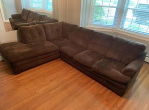 Nice Sectional Couch *FREE DELIVERY* for Sale in Philadelphia, PA