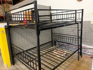 Full / Full Convertible Bunk Bed for Sale in Columbus, OH