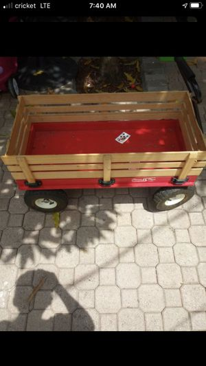 Classic flyer by kettler Wagon $100 for Sale in West Palm Beach, FL