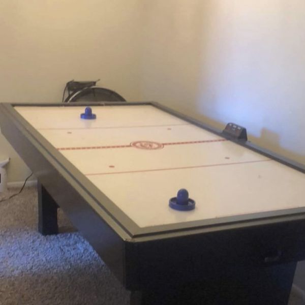 Air Hockey Table By Goodtime Novelty!