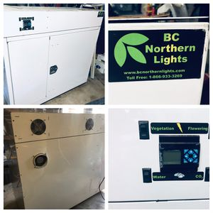 B C Northern lights grow box for Sale in Cleveland, OH