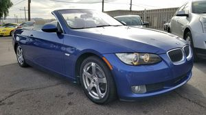 2007 BMW 328i CONVERTIBLE ONE OWNER! CLEAN CAR FAX for Sale in Phoenix, AZ