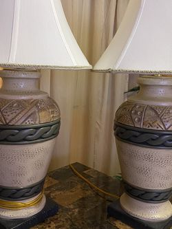 Two Lamps for Sale in Hialeah,  FL