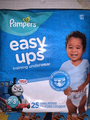 Pampers easy ups for Sale in College Park, MD