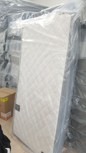 New twin mattress only 89 for Sale in Christiansburg, VA