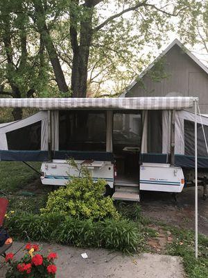 1996 Coleman Cheaseapeak pop up camper. for Sale in Carmel, IN
