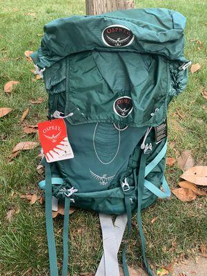 Backpack, Osprey, Aura 65 for Sale in Arlington, VA
