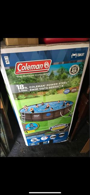 Coleman above ground pool for Sale in Hobe Sound, FL