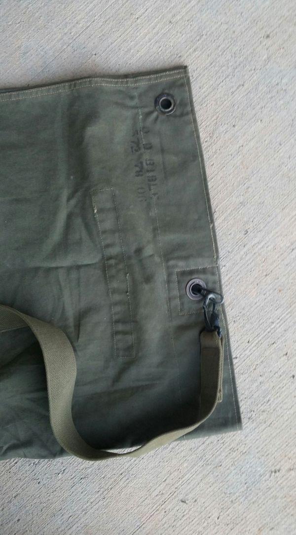 Vintage Tweedies Duffle Bag
