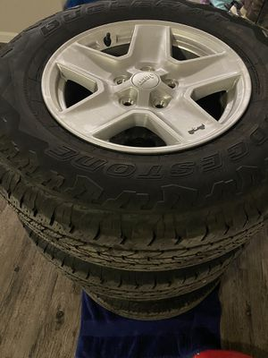 Tires for sale for Sale in Leander, TX