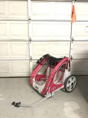 2 Seat Kids / Pets bike trailer for Sale in Plant City, FL