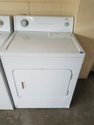 White Roper By Whirlpool Front Load Dryer for Sale in Tampa, FL