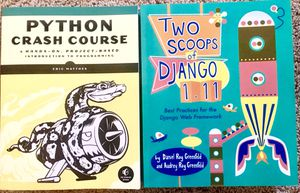 Python and Django Textbooks for Sale in Durham, NC