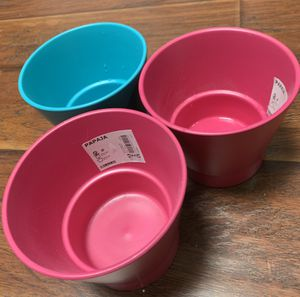 3 Ceramic Pots for Sale in Phoenix, AZ
