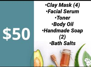 Natural skin care products for Sale in Detroit, MI