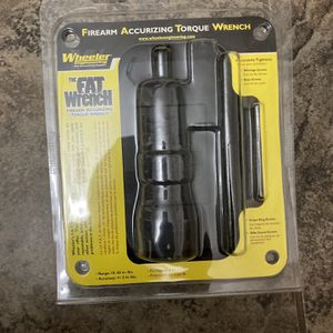 Wheeler Fat Wrench Actuating Torque Wrench for Sale in Goodyear, AZ