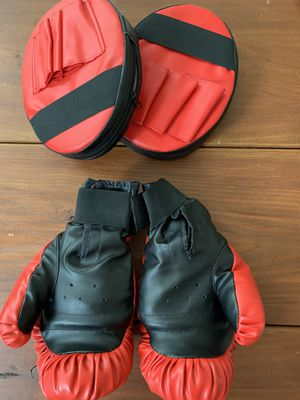 Protocol Boxing Glove Set for Sale in Hanover, MD