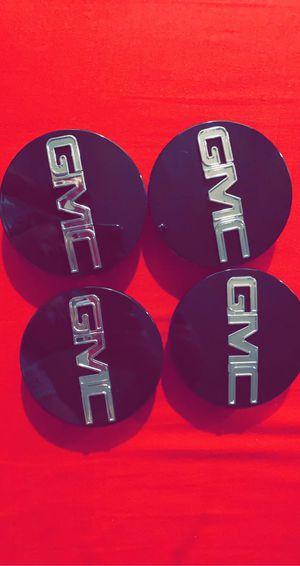 GMC Cap Center for Rims for Sale in Reedley, CA