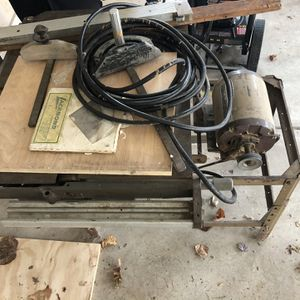 Craftsmen table Saw for Sale in Saint Charles, MO