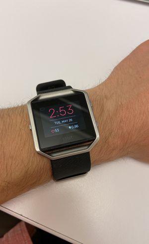 Fitbit blaze smart watch for Sale in Seattle, WA