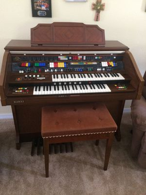 KAWAI BEAUTIFUL ELECTRIC ORGAN for Sale in Sebring, FL