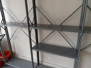 Metal shelves for Sale in Tolleson, AZ