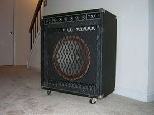 1977 Peavey Bass Amp for Sale in Chantilly, VA