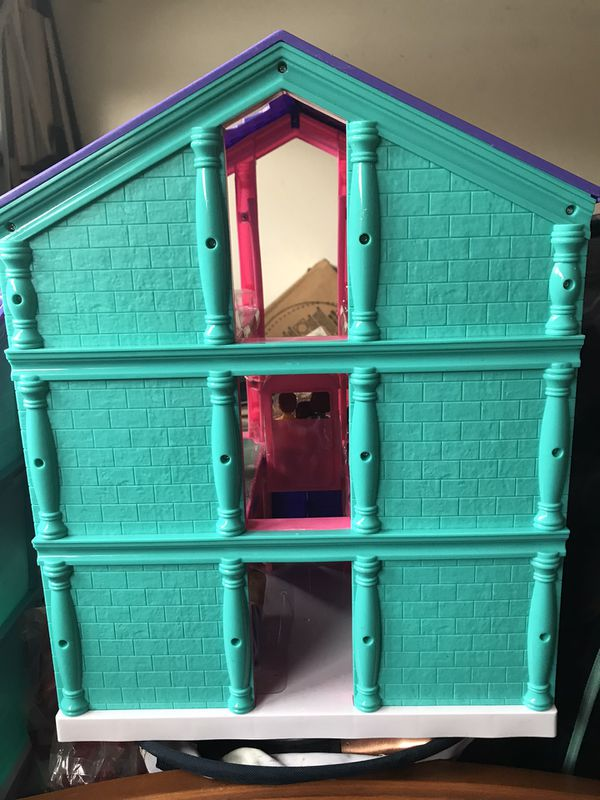 Brand new Kid connection doll house