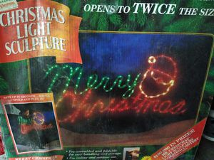 Lighted Xmas for Sale in IL, US