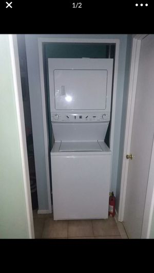 washer and dryer only one year old for Sale in Springfield, VA