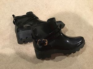 Rain ankle length boots for Sale in Chesapeake, VA