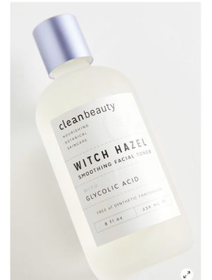 NEW Clean Beauty Smoothing Facial Toner With Glycolic Acid for Sale in Irwindale, CA