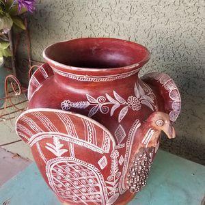 Handmade Pottery Flower Pot for Sale in Sun City, AZ