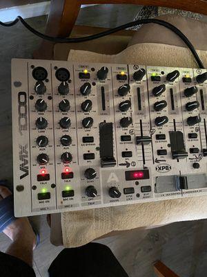 Behringer VMX1000 Pro Mixer dj mixer DJ equipment for Sale in Los Angeles, CA